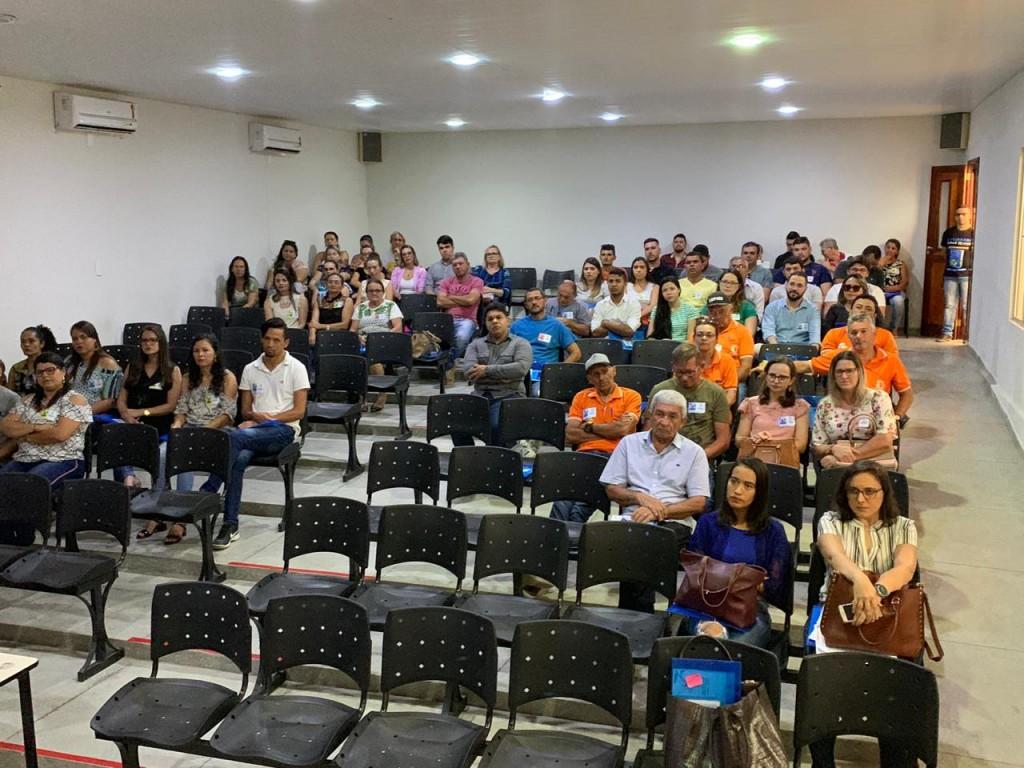 Barra de São Miguel Realiza V Conferencia Municipal de Saúde