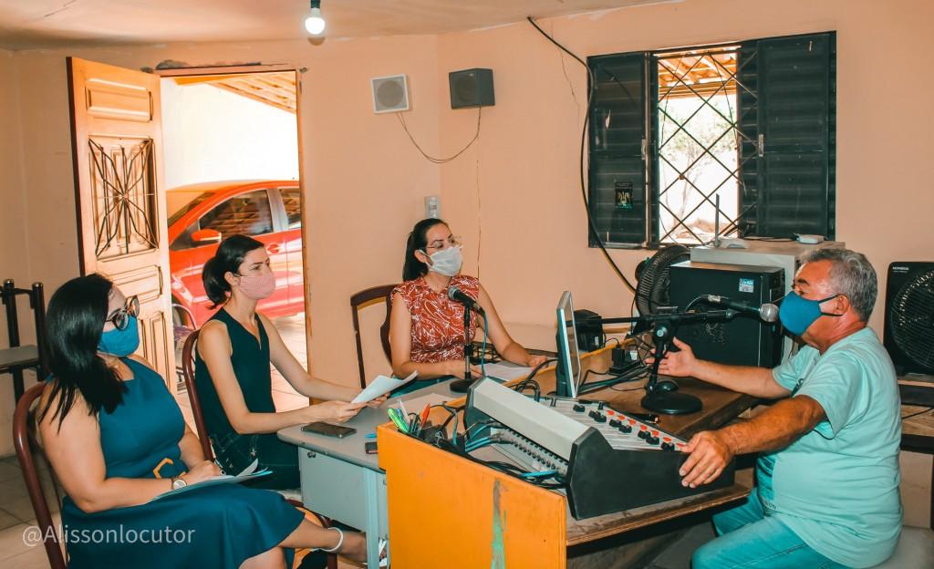 Dia da Mulher é celebrado com programação especial pela Assistência Social de Barra de São Miguel