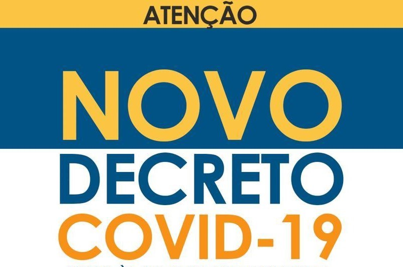Prefeitura de Barra de São Miguel publica novo decreto com restrições para conter a Covid-19