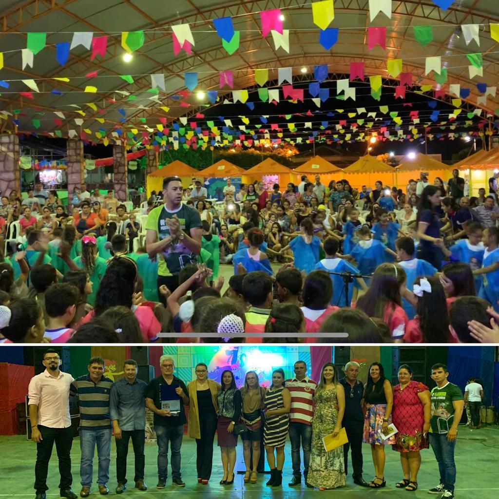 Sucesso de público e grandes apresentações marcam o VI FLIBARRA em Barra de São Miguel