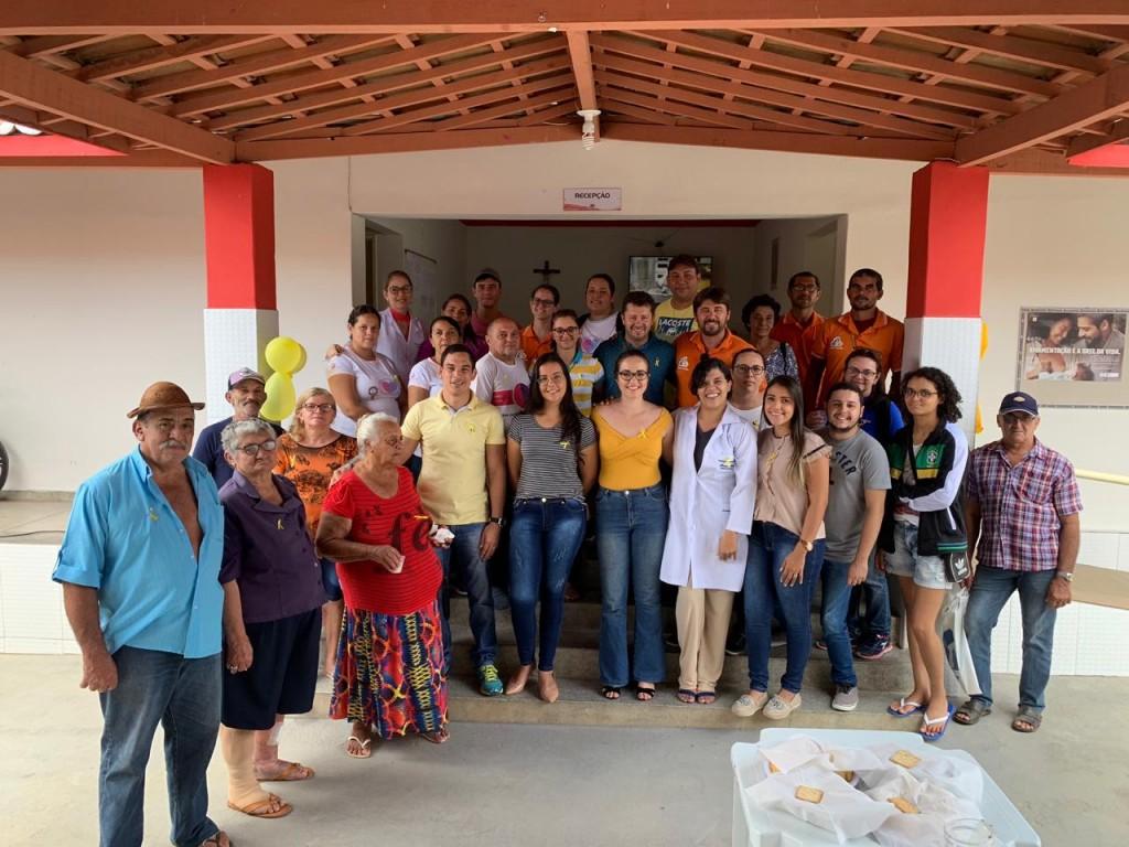 Setembro Amarelo: Secretaria Municipal de Saúde realiza palestra contra o suicídio em Barra de São Miguel