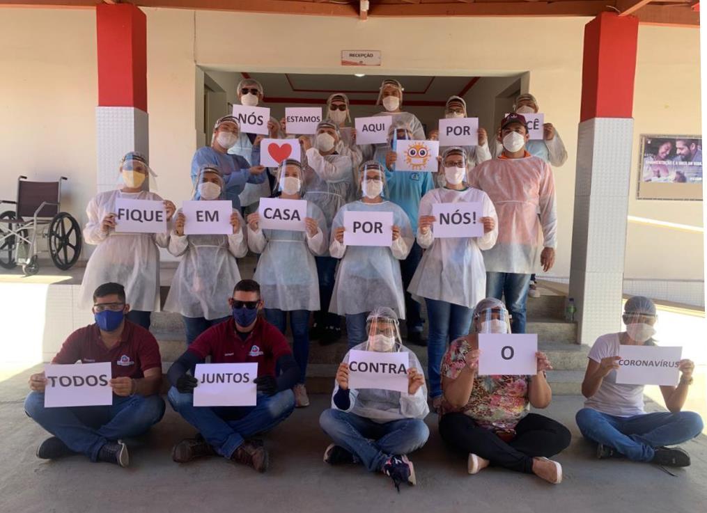 Coronavirus: Prefeitura de Barra de São Miguel realiza Dia D de conscientização com barreiras informativas