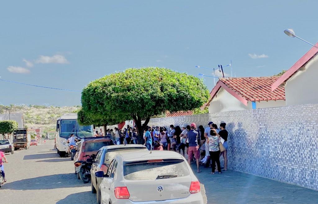 Programa Cidadão beneficia mais de 400 famílias em Barra de São Miguel