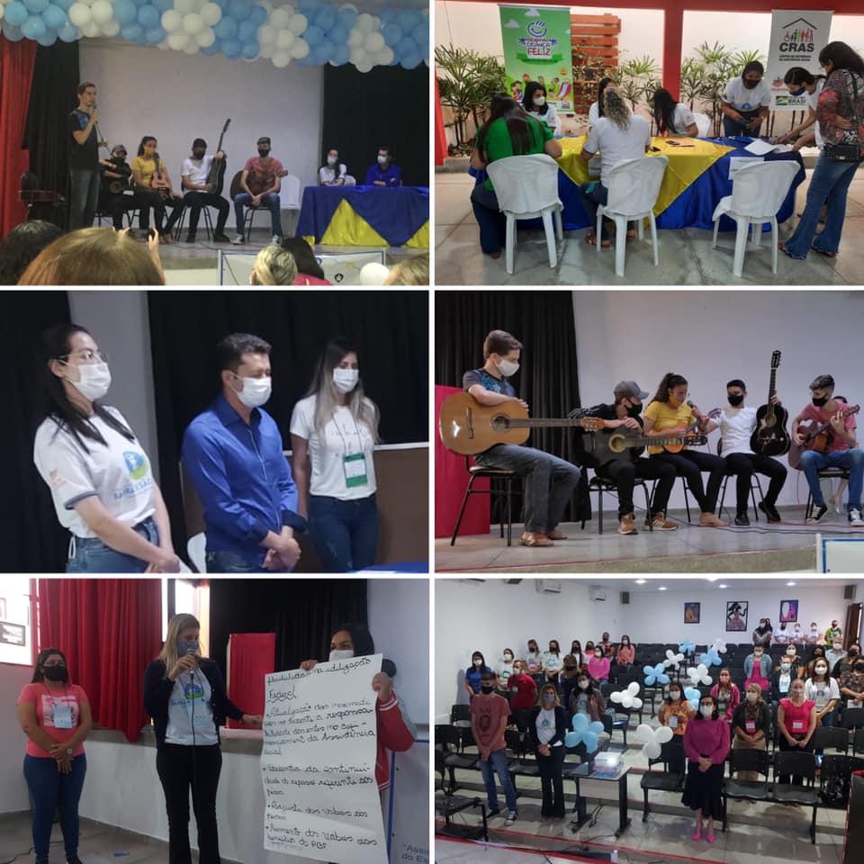 Barra de São Miguel realiza a 9º Conferencia Municipal de Assistência Social
