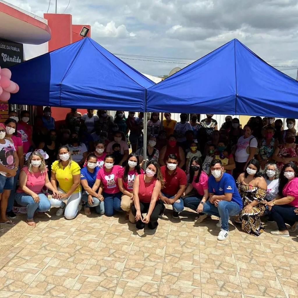 Zona rural de Barra de São Miguel recebe serviços voltados para saúde da mulher